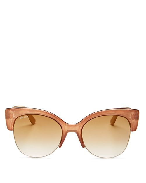 Jimmy Choo - Women's Priya Cat Eye Sunglasses, 59mm