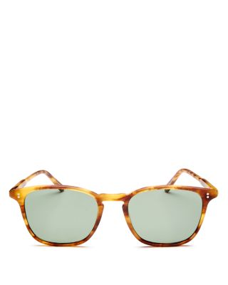 Men's Square Sunglasses, 50mm by Garrett Leight