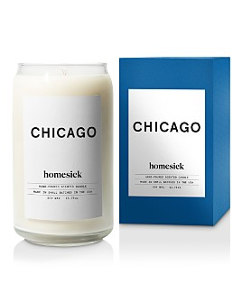 Homesick - Chicago Candle