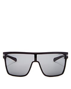 Polaroid - Men's Polarized Shield Sunglasses, 99mm