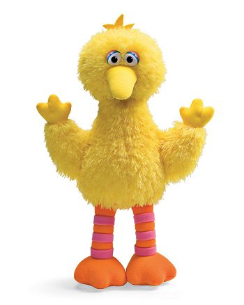 Gund - Big Bird