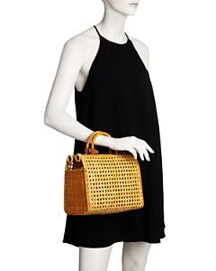 SERPUI - Suzy Wicker Bowling Bag Satchel