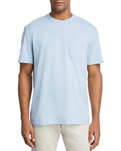 A.P.C. Double Pocket Crewneck Tee - Bloomingdale's_0