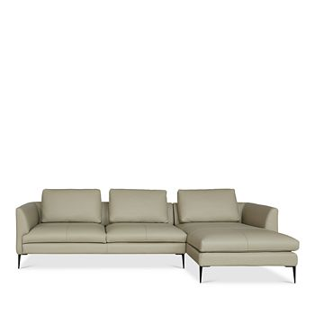 Chateau D'ax - Alessandra 2-Piece Right Arm Facing Sectional - 100% Exclusive