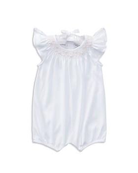 Ralph Lauren - Girls' Smocked Bubble - Baby