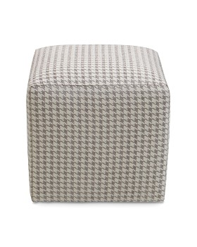 Bloomingdale's Artisan Collection - Jax Cube Ottoman