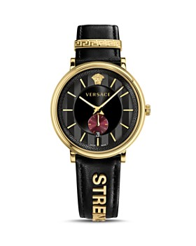 Versace Collection - Manifesto Edition Watch with Interchangeable Straps, 42mm