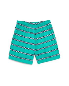 Lacoste - Boys' Striped Swim Trunks - Little Kid, Big Kid