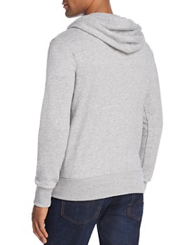 Superdry - Orange Label Lite Logo Zip Hoodie