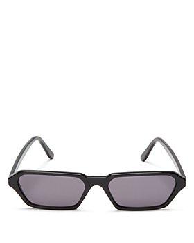 Illesteva - Women's Baxter Rectangle Sunglasses, 51mm