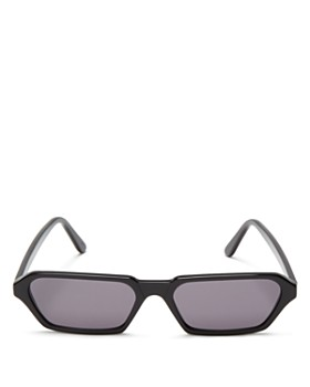 Illesteva - Women's Baxter Rectangle Sunglasses, 51mm