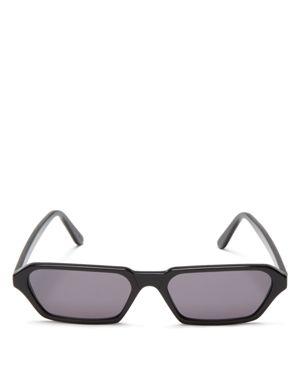 Illesteva Women's Baxter Rectangle Sunglasses, 51mm