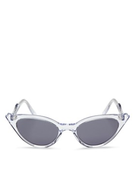 Illesteva - Women's Isabella Cat Eye Sunglasses, 52mm
