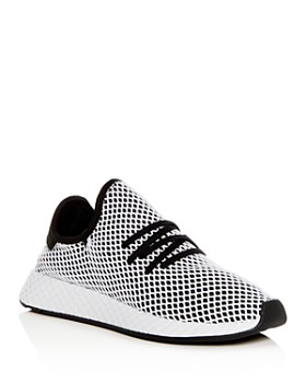 Adidas - Men's Deerupt Runner Net Lace Up Sneakers