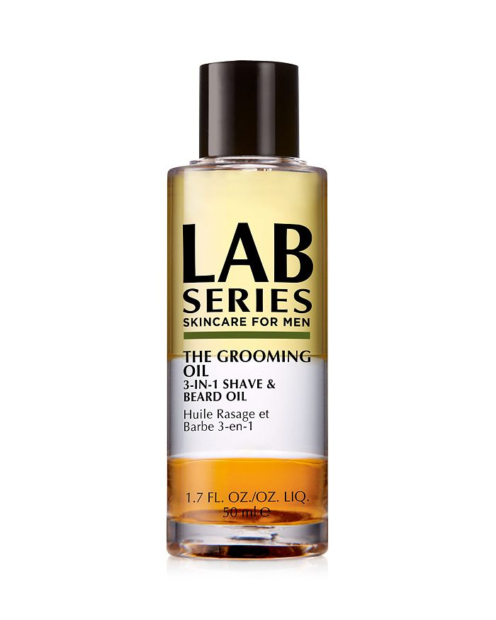 Lab Series Skincare For Men - The Grooming Oil 3-in-1 Shave & Beard Oil 1.7 oz.