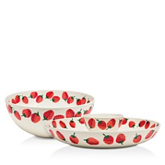 kate spade new york Strawberries Melamine Serveware - Bloomingdale's_0