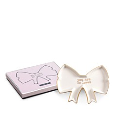Rosanna You Are So Loved Bow Tray - Bloomingdale's Registry_0