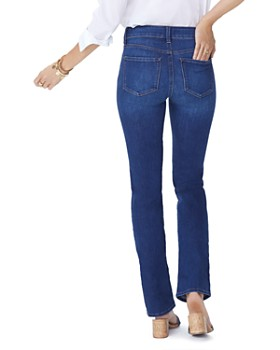 NYDJ - Marilyn Straight Jeans in Cooper