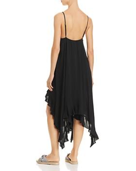 Bleu Rod Beattie - Handkerchief-Hem Dress Swim Cover-Up