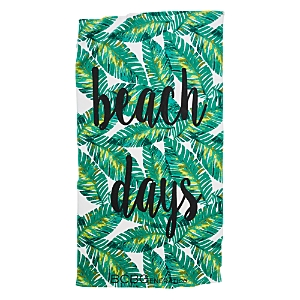 BCBGeneration Beach Days Beach Towel