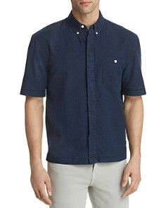 Joe's Jeans Harvey League Dotted Button-Down Shirt - Bloomingdale's_0