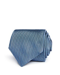 BOSS Textured Nonsolid Classic Tie - Bloomingdale's_0