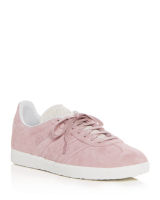Gazelle Stitch and Turn Suede Lace