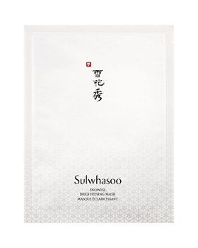 Sulwhasoo - Snowise Brightening Masks, Set of 10