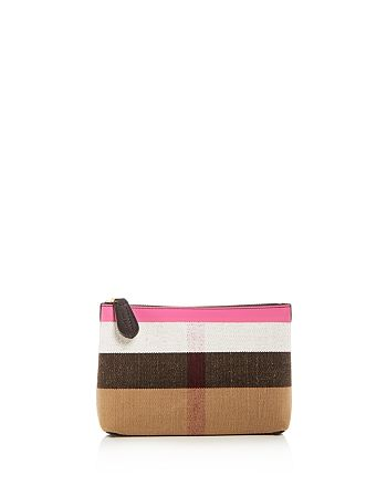 e31c4047c08a Burberry - Duncan Medium Cosmetics Pouch