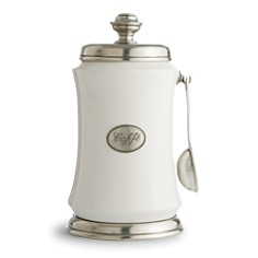 "Arte Italica ""Festivo"" Coffee Canister w/Spoon - Bloomingdale's_0"