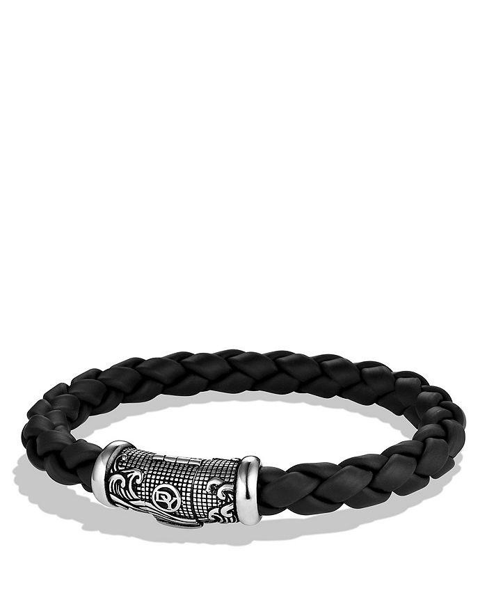 David Yurman - Waves Bracelet in Black