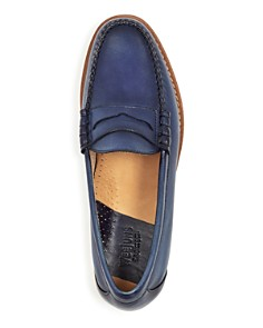 G.H. Bass & Co. - Men's Larson Leather Penny Loafers