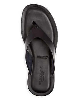 f5653722a097e ... The Men s Store at Bloomingdale s - Men s Leather Thong Sandals - 100%  Exclusive