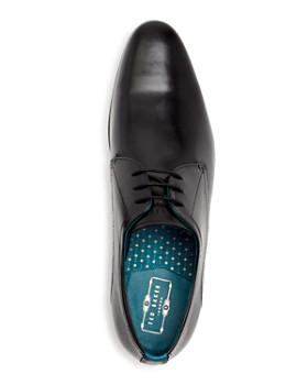 Ted Baker - Men's Bhartli Leather Plain Toe Oxfords