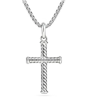 David Yurman - Cable Cross