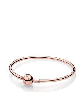 PANDORA - Rose Bangle Bracelet