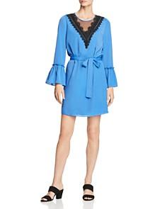 Le Gali - Piper Lace Appliqué Dress - 100% Exclusive
