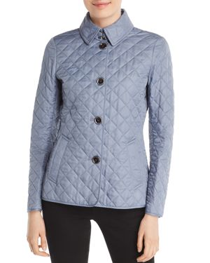 COPFORD QUILTED JACKET
