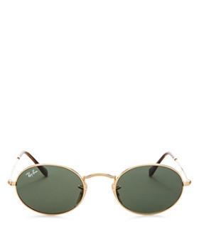 Ray-Ban - Unisex Mirrored Round Sunglasses, 48mm