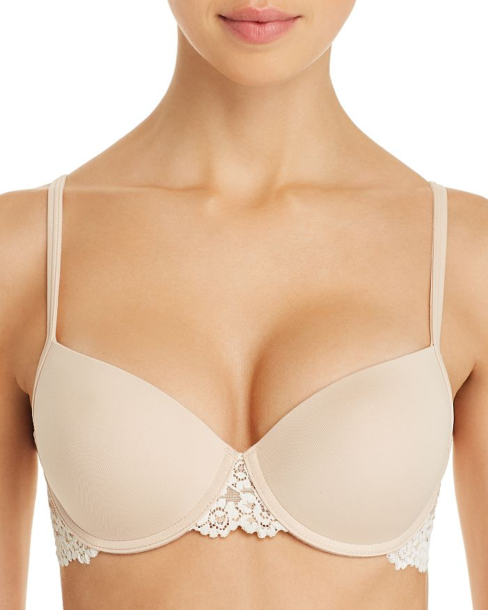 872d5f96bb6e3 Wacoal - Embrace Lace Petite Push-Up Bra