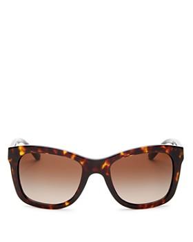 Tory Burch - Women's Square Sunglasses, 52mm