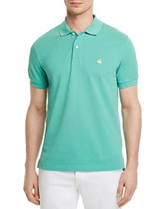 Brooks Brothers Knit Slim Fit Polo Shirt - Bloomingdale's_0