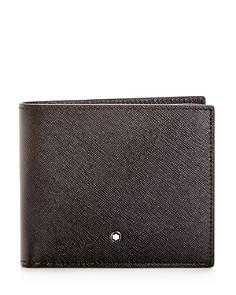Montblanc - Sartorial Embossed Leather Bi-Fold Wallet