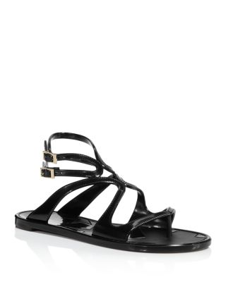 Women's Lance Strappy Jelly Sandals by Jimmy Choo