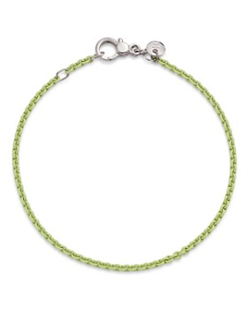 Dodo - Sterling Silver Chain Bracelet