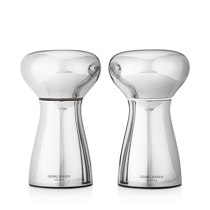 Georg Jensen - Alfredo Small Salt & Pepper Set
