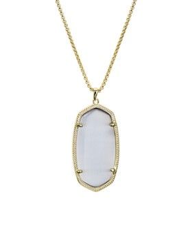 Kendra Scott - Reid Pendant Necklace, 28""