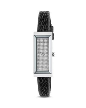 Gucci - G-Frame Diamond Watch, 34mm