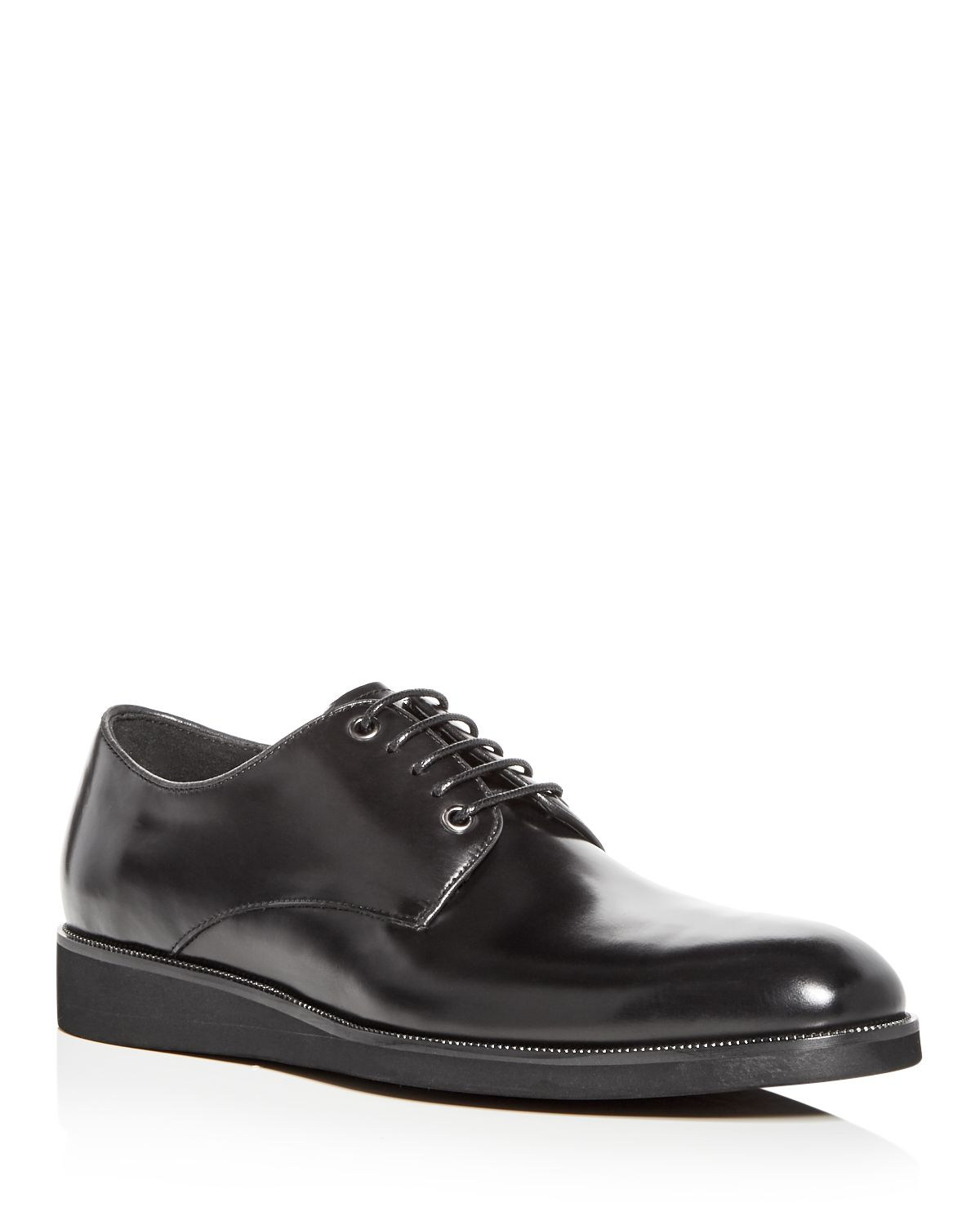 Karl Lagerfeld Men's Plain Toe Oxford