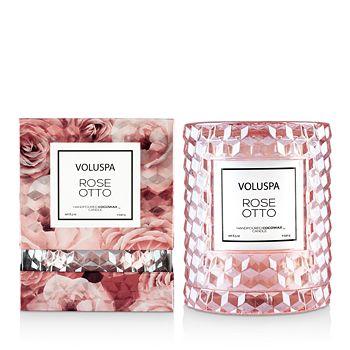 Voluspa - Rose Otto Cloche Candle